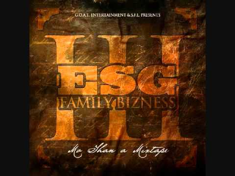 E.S.G. - Hit The Blvd *2011*