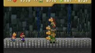 Paper Mario - Koopa Bros and Bowser???