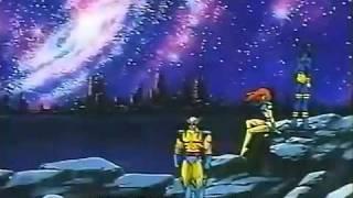 X-Men Anime Intro 2 Japones