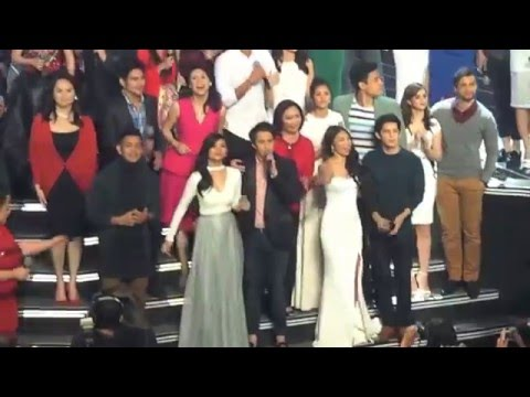 Thank You For The Love Christmas Special 2015