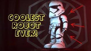 Cool Robot - First Order Stromtrooper - Star Wars