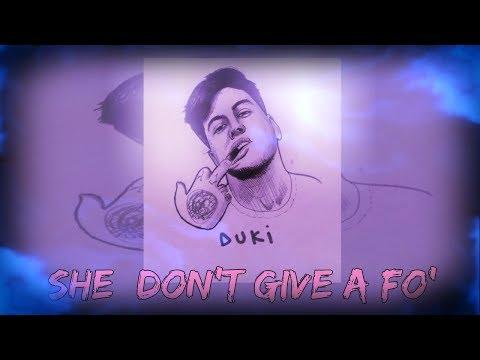 Duki ✘ She Don't Give A FO (ft. Khea) [AUDIO] ✘ DjEzeeCee