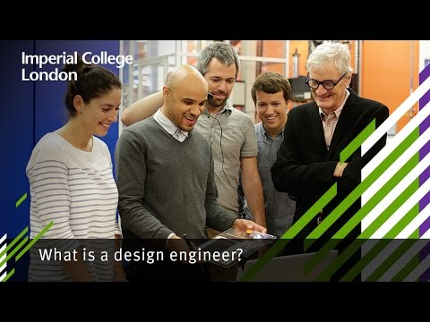 What is a design engineer?