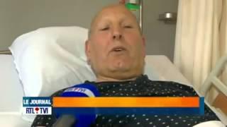 قنوات تلفزية وصحف بلجيكية تشيد بشيخ مغربي غامر بحياته