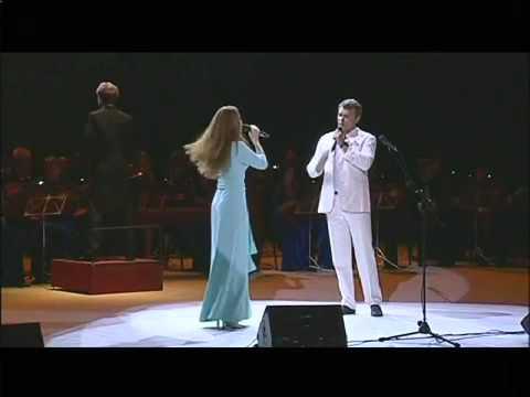 Евгений Дятлов и Екатерина Гусева «Вечная любовь» в театре Эстрады...