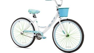 Unboxing Kent La Jolla Women's Beach Cruiser 26