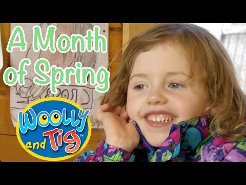 Woolly and Tig - Horse Riding | 50+ minutes | A Month of Spring