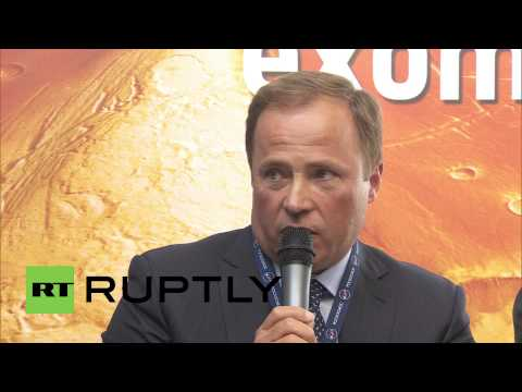 Russia: European and Russian space agencies to look for life on Mars