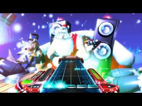 Santa Rockstar HD - God Rest Ye Merry Gentlemen (Perfect)