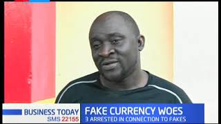 Fake Currency Woes: 'Wash Wash' , 3 arrested in connection to fake currency