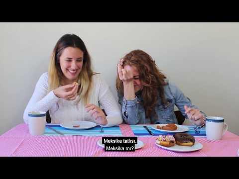 Yabancılar Türk Tatlılarını Deniyor | Bay Areans React to Turkish Desserts | Battle of Sweets