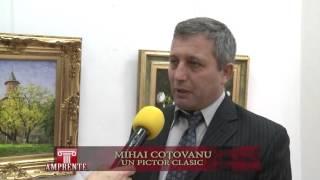 amprente 3110 2015 mihai cotovanu un pictor clasic