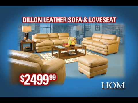 HOM Furniture FREE TVs