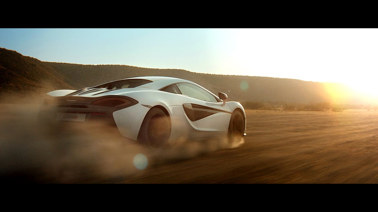 McLaren Sports Series - The Game. Changed.