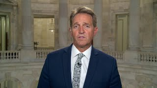 Sen. Jeff Flake on why he's being