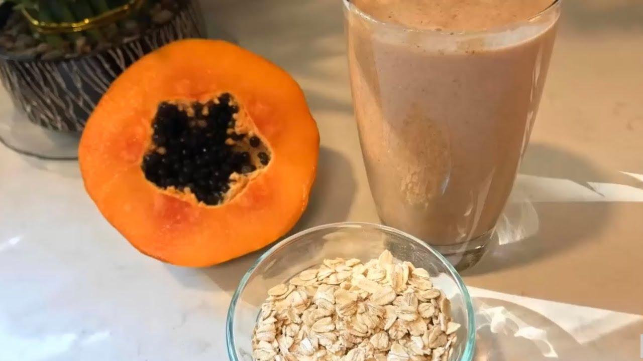 Dieta de la sabila y papaya