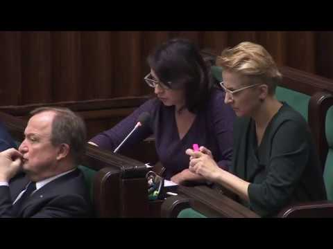 Kamila Gasiuk Pihowicz, Joanna Scheuring Wielgus – pytanie z 7 lutego 2018 r.