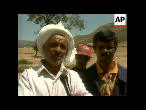 ALGERIA: UN FACT FINDING TEAM VISIT SIDI KHLIL VILLAGE