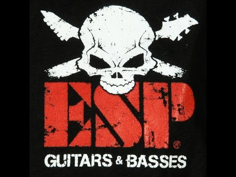 ESP Guitars Australia - On Tour 2017  - Scarlett Music!