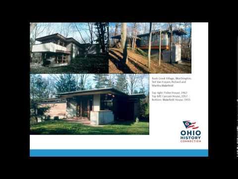 Exploring Ohio's Mid Century Architecture