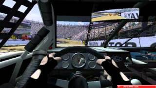 NASCAR Sim Racing - Nextel Cup Series - Household Name - Bristol Motor Speedway