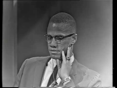 Malcolm X at UC Berkeley (October 11, 1963)