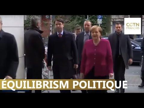 En Allemagne, le Parti social-démocrate trouble la formation gouvernementale