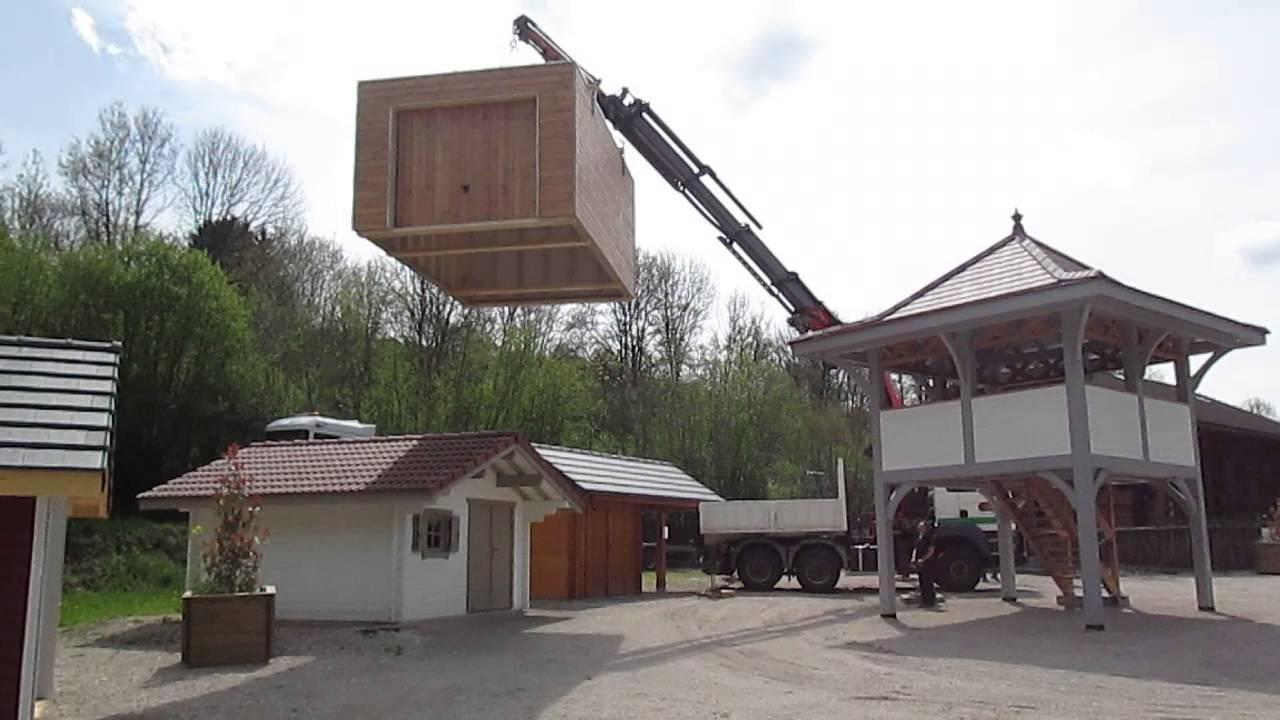 garage modulaire youtube. Black Bedroom Furniture Sets. Home Design Ideas