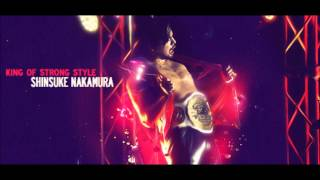 "2016: Shinsuke Nakamura 1st & New WWE Debut Custom Theme Song - ""Through Rain & Snow"""