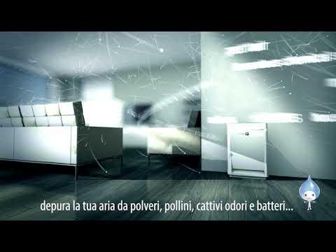 Daikin, purificatori per migliorare l'aria di casa