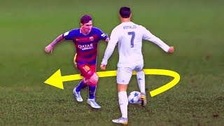 5 Times Cristiano Ronaldo Humiliated Lionel Messi ● When Ronaldo Makes Messi Disappear ● H