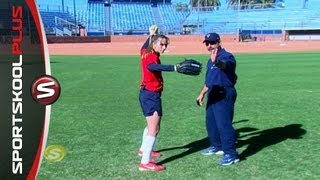 How to Throw a Softball with Mike Candea