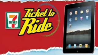 7-Eleven Ticket to Ride Promo Radio Commercial - Music by Wings Soriano
