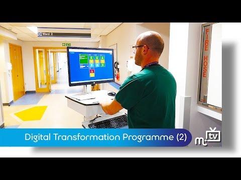 Digital Transformation Programme: hospital use