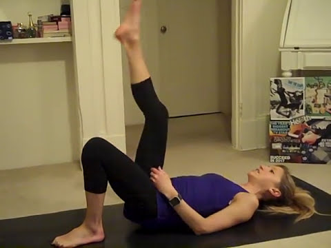 No Impact Foot, Calf, and Shin Strength Exercise Video