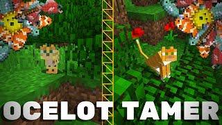Minecraft PC - Cow Kingdom - Ocelot Tamer! [48]