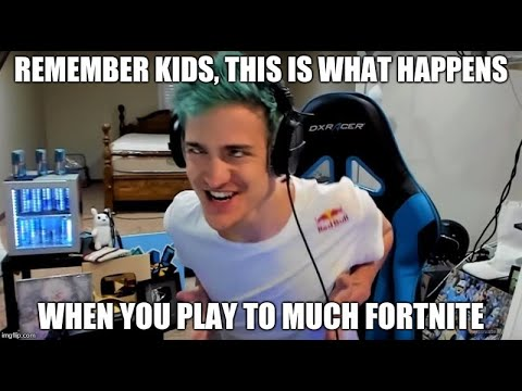 Fortnite... For kids....