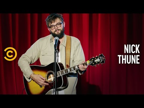 Nick Thune: Good Guy - Youth Pastor - Uncensored