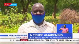A crude awakening: Residents lament over Cheptuket-1 rig project that is now abandoned and hopeless