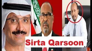 Heshiiska Somaliland iyo DP World Iyo Dahabshiil Maxaad ka ogtahay