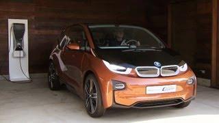 BMW i. Elektromobilität und Nachhaltigkeit.