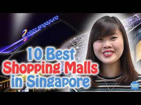 10 Best Shopping Malls in Singapore