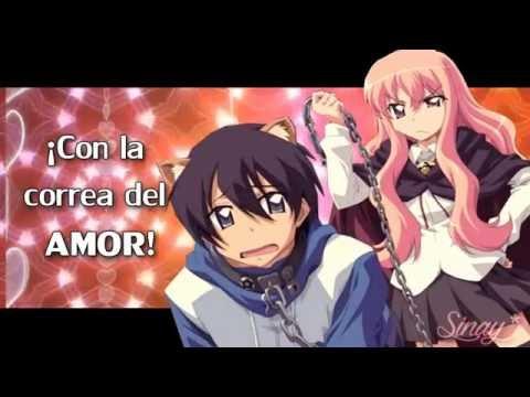 Zero no tsukaima ED 2 FULL「Suki! Kirai! Suki!」Fandub Español Latino【SINAY】