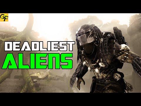 15 Deadliest Alien Species