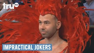 Impractical Jokers - Boxing Ring Girl Disaster