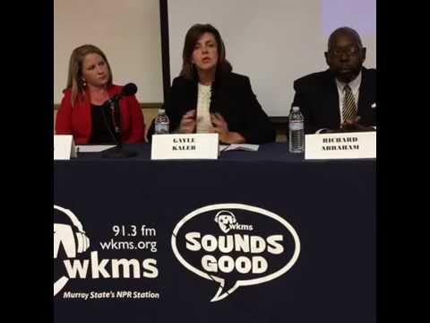 Oct 13, 2016 - WKMS/Paducah Sun Mayor/Commissioner Debate