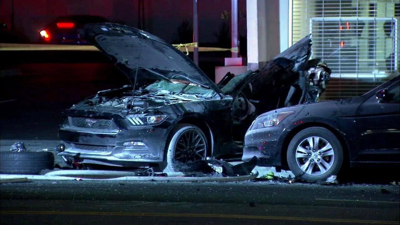 Video Of Ny Car Crash