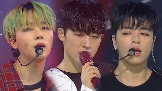 Download Lagu 《POWERFUL》 iKON(아이콘) - KILLING ME(죽겠다) @인기가요 Inkigayo 20180812 Mp3