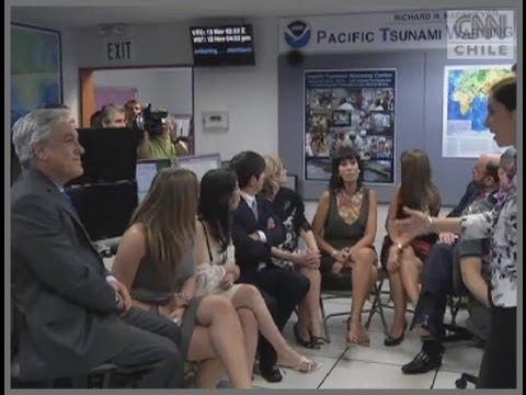 Presidente Piñera se refirió a conflicto estudiantil en visita a Hawaii