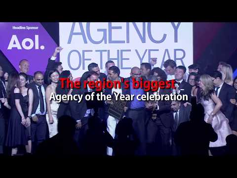 Campaign Asia-Pacific Agency of the Year Awards 2016 - Highlights